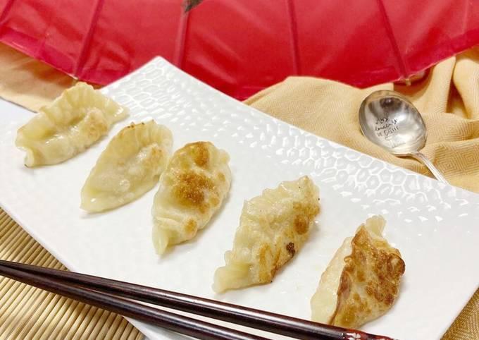 Gyoza poulet et chou chinois 🥬 🇨🇳