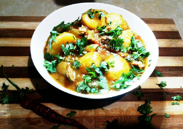 Step-by-Step Guide to Make Any-night-of-the-week Potatoe Goulash