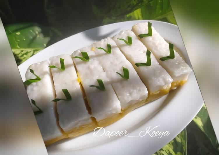 10. Kue Talam Labu Durian