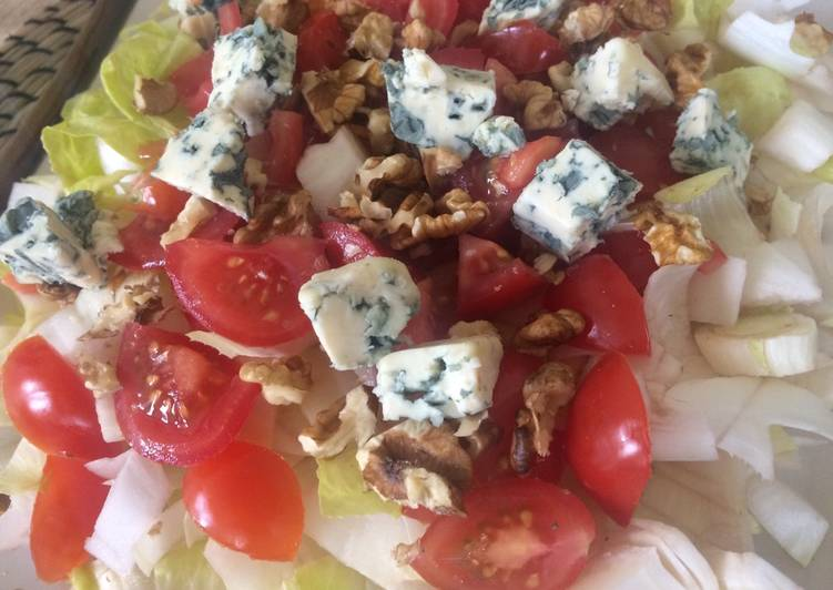 Comment faire Préparer Appétissante Salade d'endives