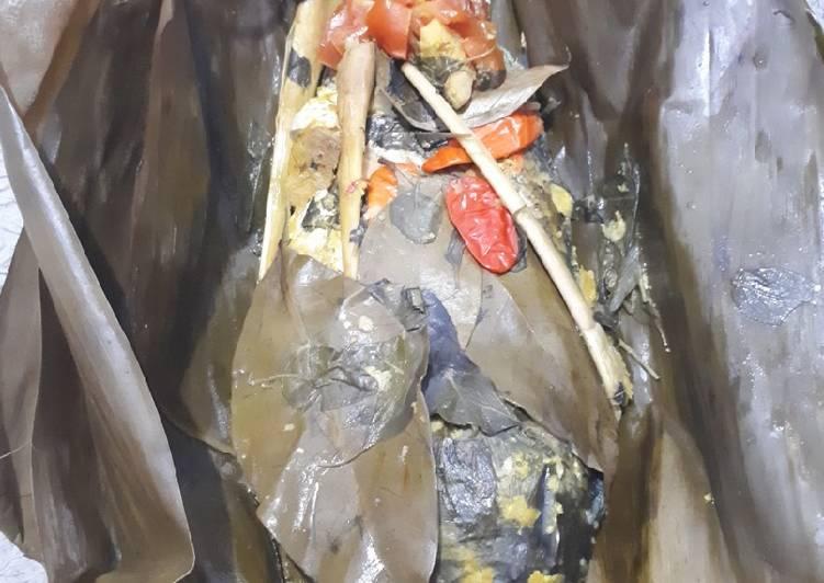 Resep Pepes Ikan Mas Oleh Deisy Cookpad