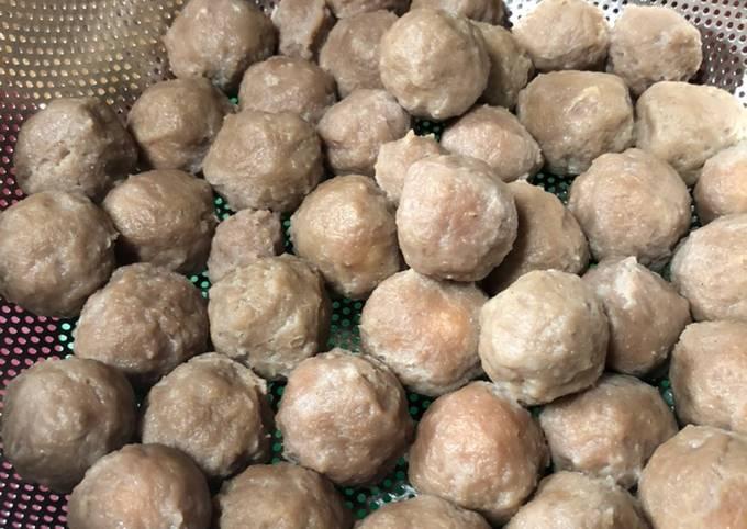3. Bakso Daging Sapi Mulus #cookingdiary