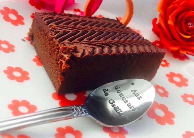 Gateau chocolat mascarpone Cyril Lignac