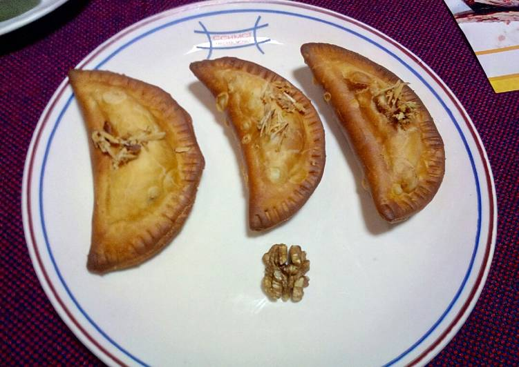 Recipe of Top-Rated Gujiya