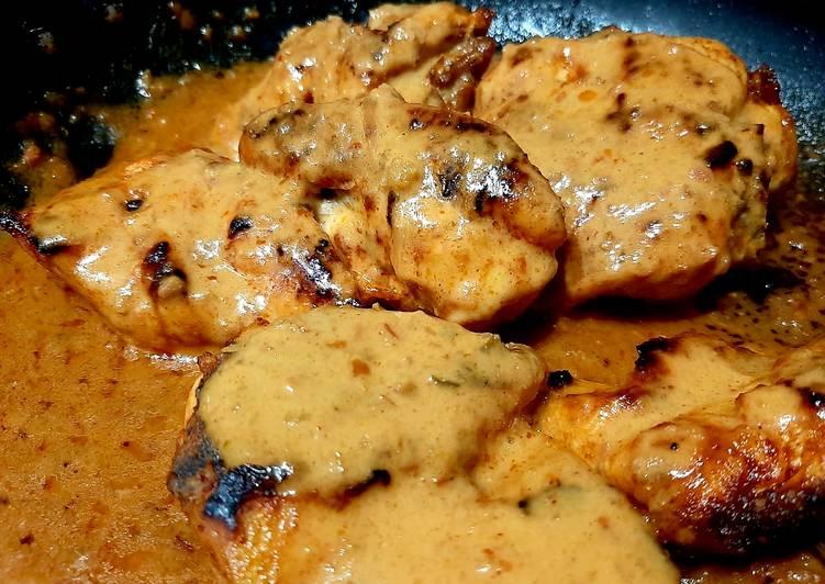 Recipe of Award-winning Nandos inspired chicken