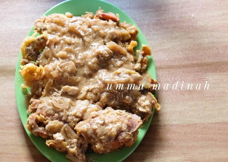 Resep Kepiting Soka Saus Teriyaki Oleh Ummu Madinah Cookpad