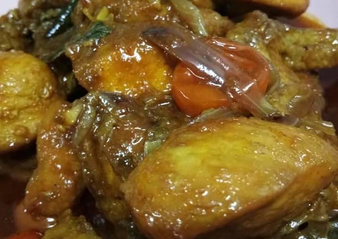 Ayam Masak Kam Heong