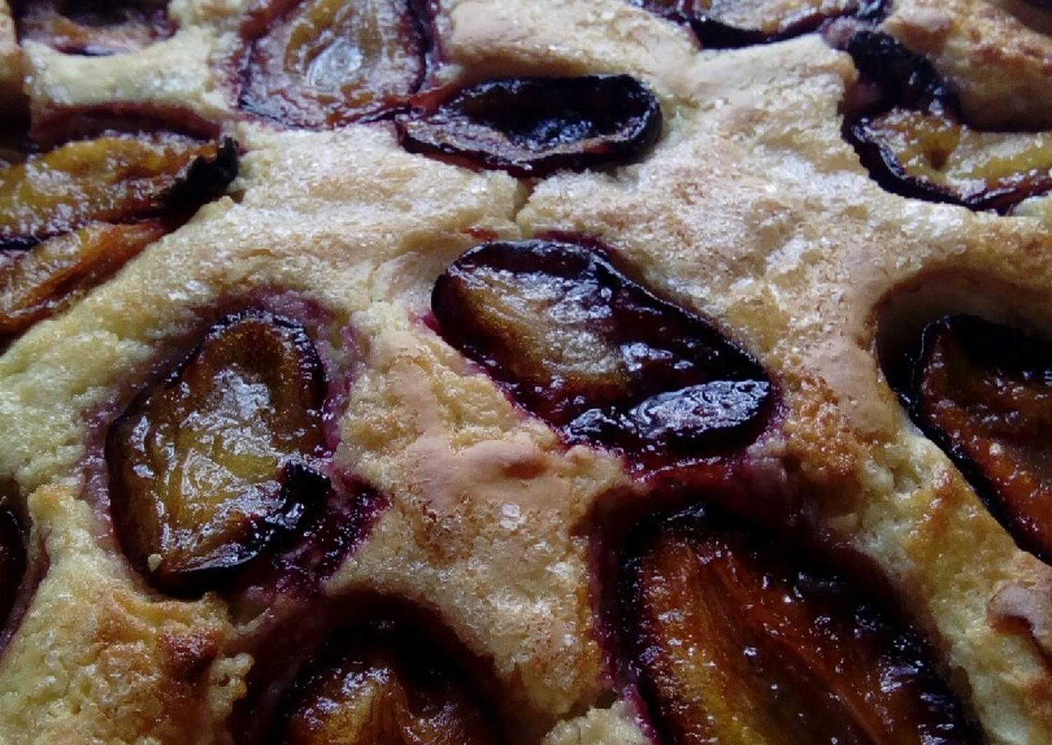 можете насыпной пирог со сливами рецепт с фото радостью