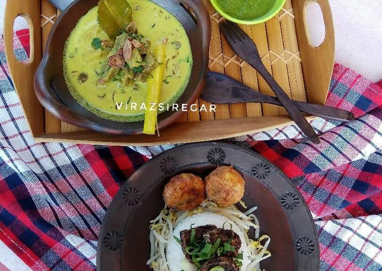 Soto Medan Asli (daging sapi)