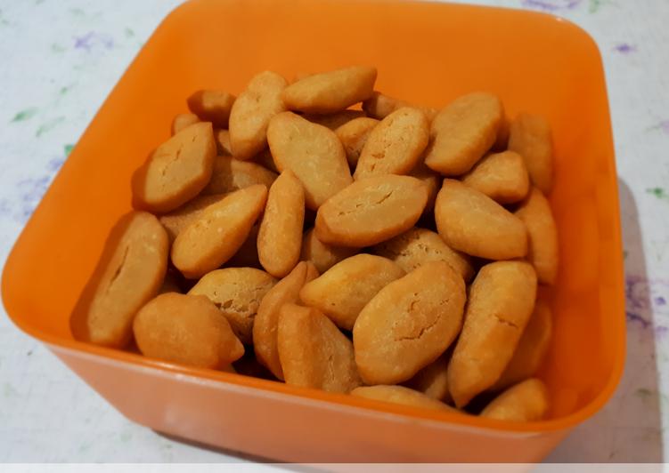 Biji Ketapang, Tanpa Kelapa Parut - cookandrecipe.com