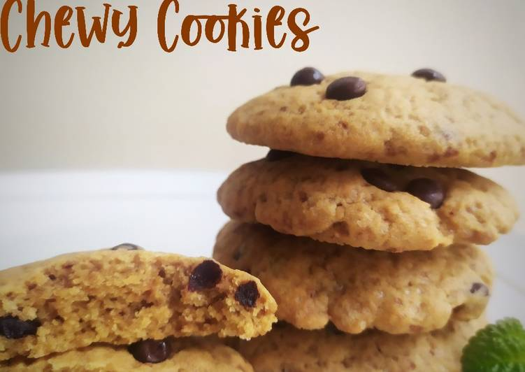 Choco Chewy Cookies
