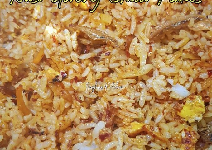 Nasi Goreng Chilli Flakes