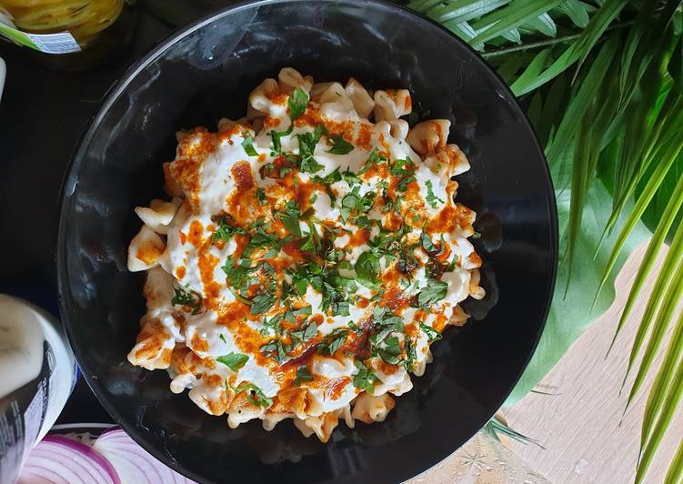 Recipe of Top-Rated Turkish Manti