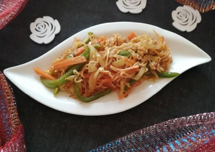 Recipe of Most Popular Chinese Maggi