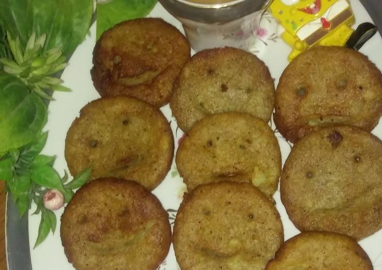 Potatoes snack