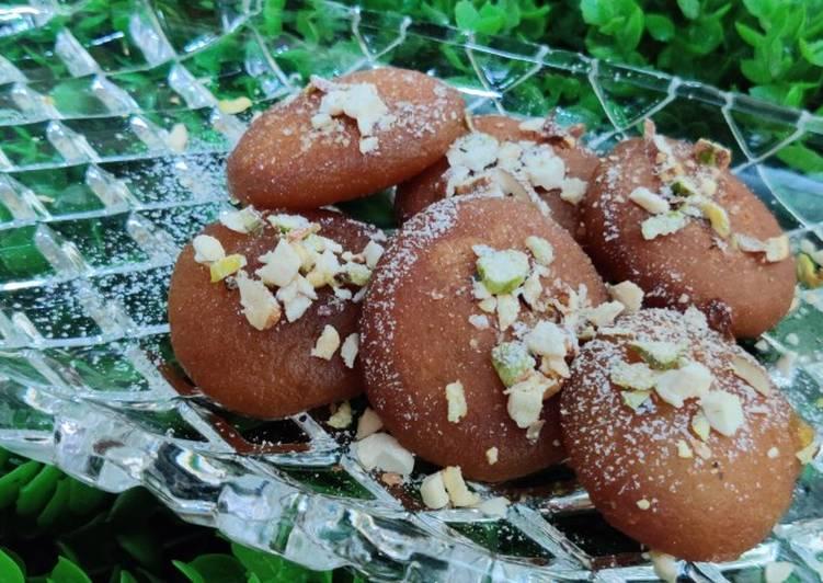 Easiest Way to Prepare Super Quick Homemade Gulab jamun