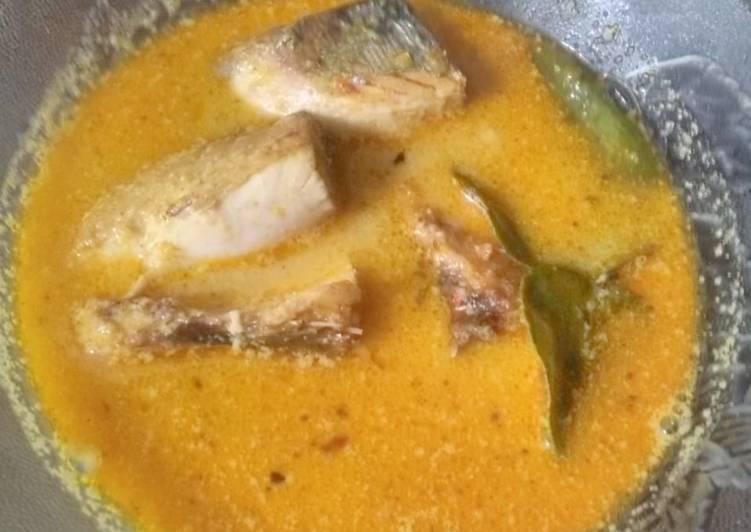Tongkol Kuah Santan