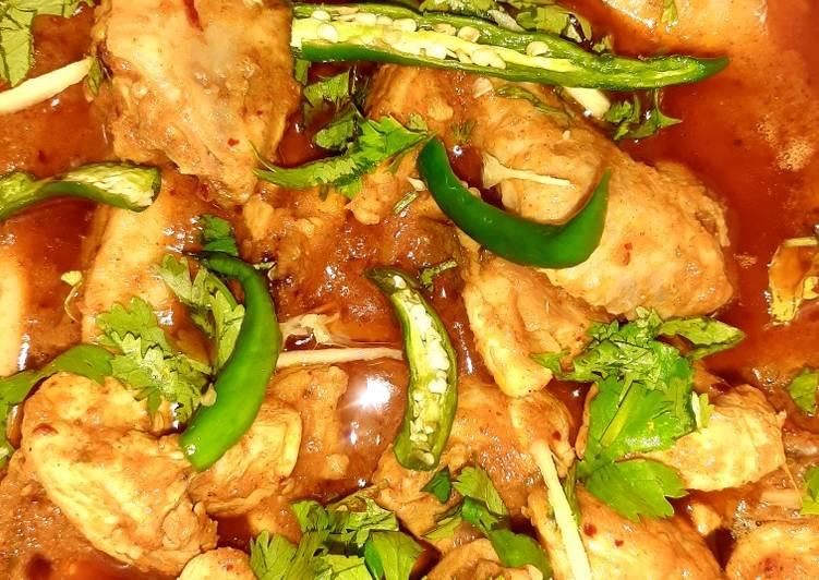 Chicken kadai 😊 Ramadan Mubarak 👍
