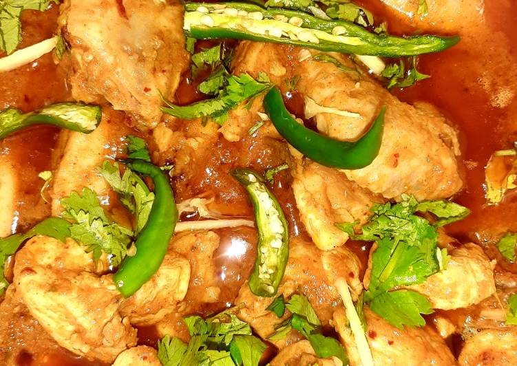 How to Cook Tasty Chicken kadai ? Ramadan Mubarak ?