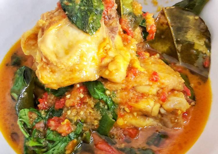 Ayam Woku Belanga (Khas Manado)