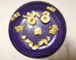 Carita de plátano para donar un árbol ? (merienda infantil)