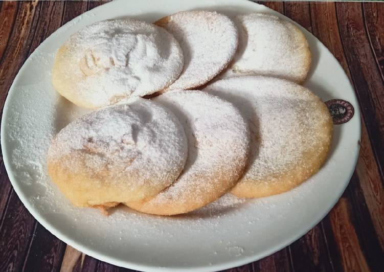 Resep Kue Tepung Terigu Goreng oleh Ridha Deayu - Cookpad
