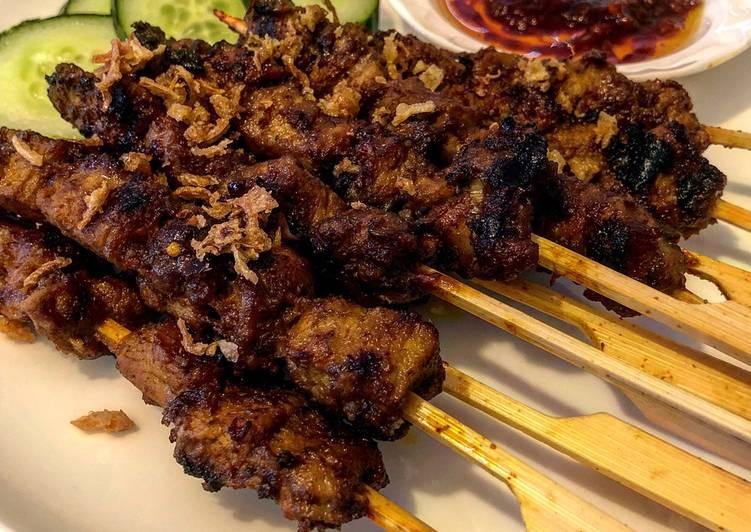 Recipe: Tasty Sate Babi – Indonesian Pork Satay