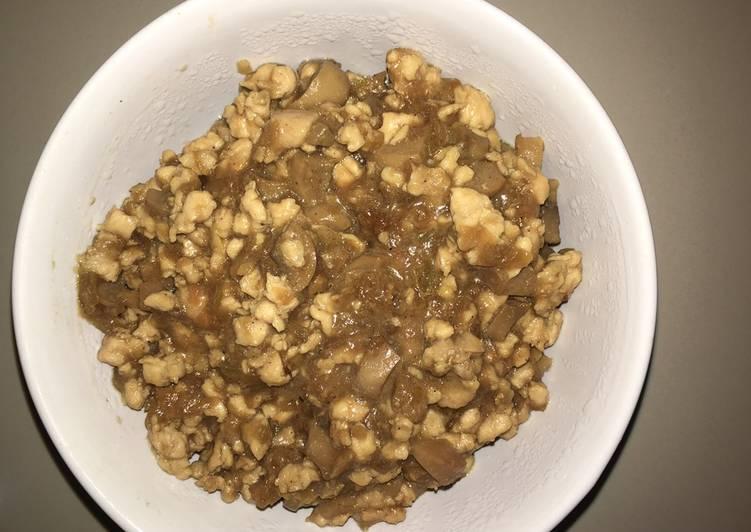 Resep Tumis ayam jamur untuk isian bakpao Top