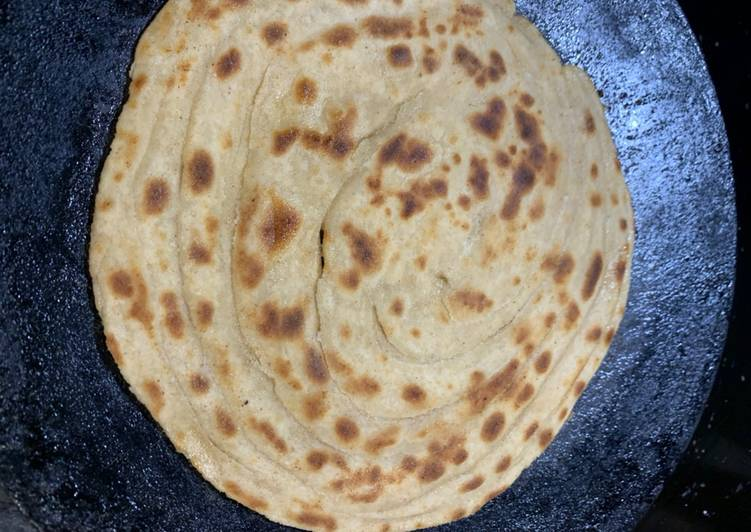 Your Overall Health Can Be Impacted By The Foods You Choose To Eat Lachha paratha