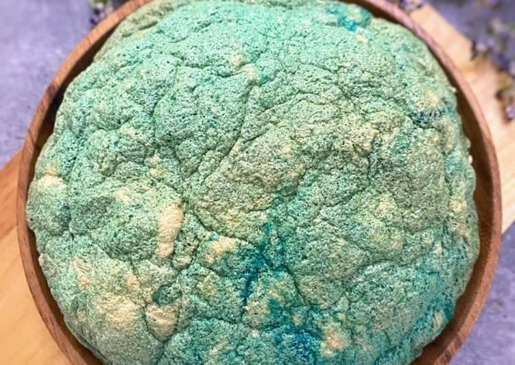 Cloud bread viral - Roti Awan