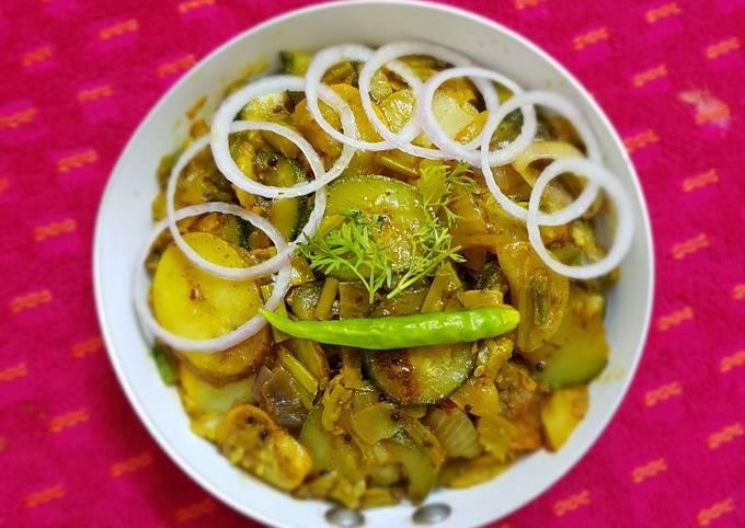 Zucchini fry