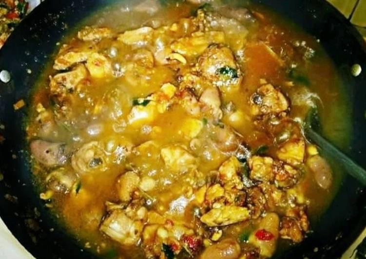 Lagi Viral Resep Ayam Rica Rica Kemangi  Anti Gagal