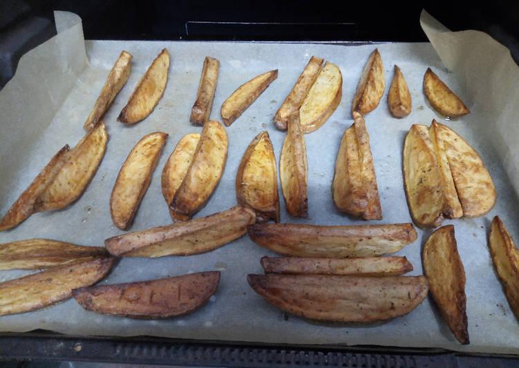 Pommes potatoes