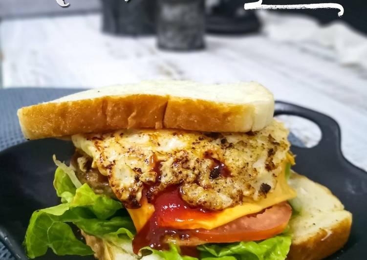 Burger Mr. Sailorman