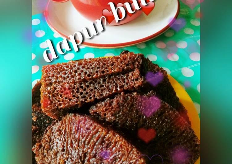 resep memasak Sarang semut Karamel Takaran gelas & sendok - Sajian Dapur Bunda