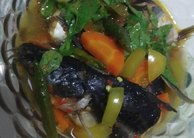 Cara Mudah Memasak Sop Ikan Patin Asam Pedas yang…