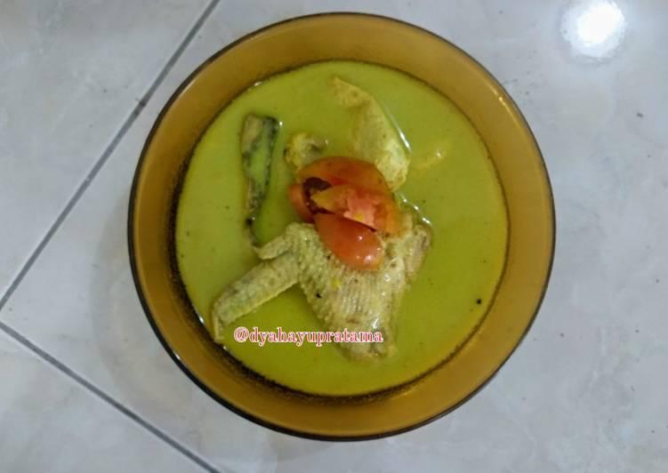 Gulai Ayam Tahu