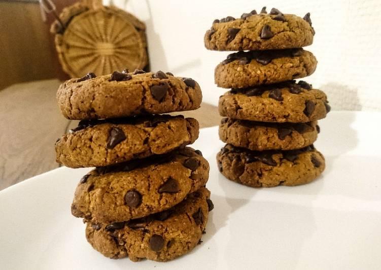 Cookies vegan healthy 🍪