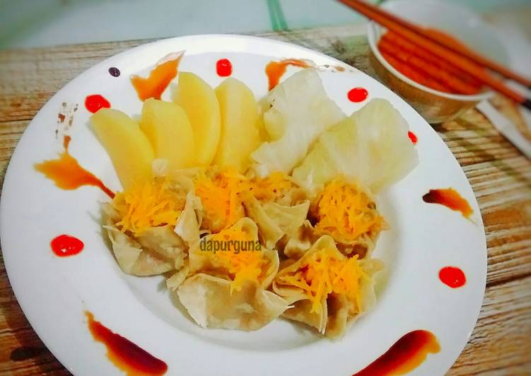 Siomay Ikan Kembung - cookandrecipe.com