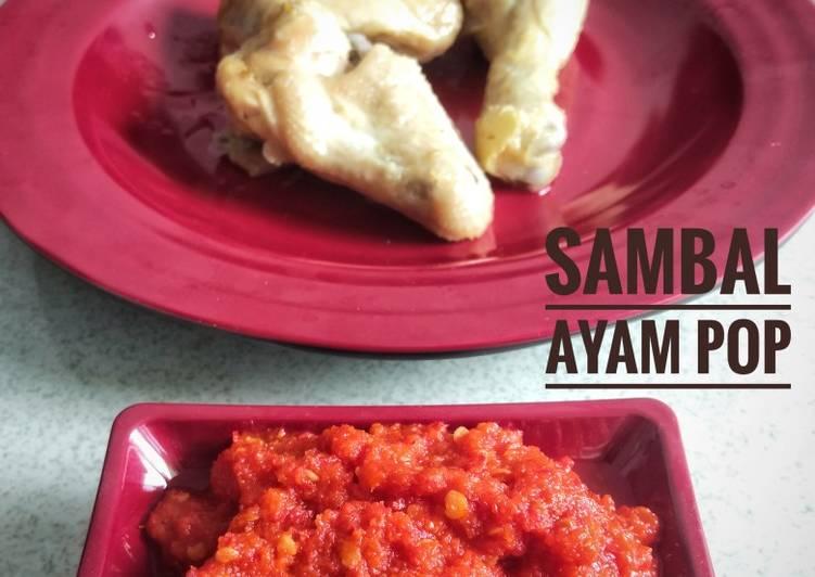 302. Sambal Ayam Pop