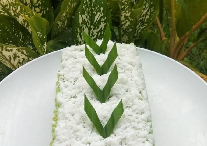 Klepon Cake Sederhana