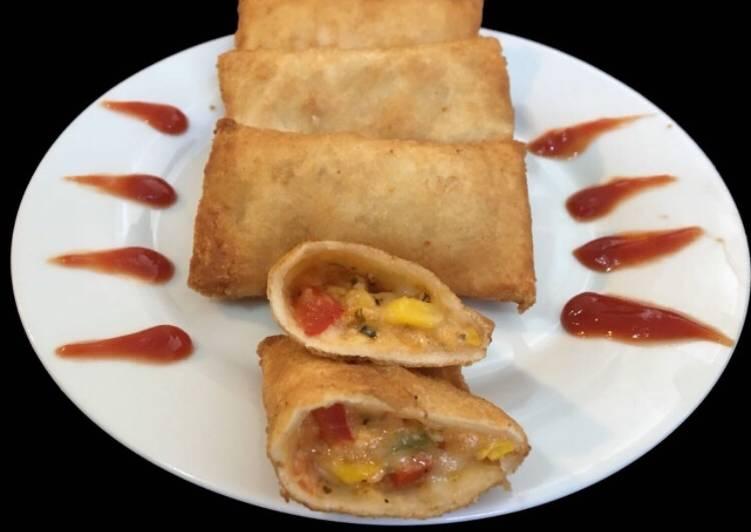 Recipe: Tasty Pocket Pizza
