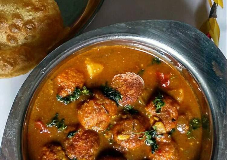 How to Prepare Super Quick Homemade Chhena aloo tarkari