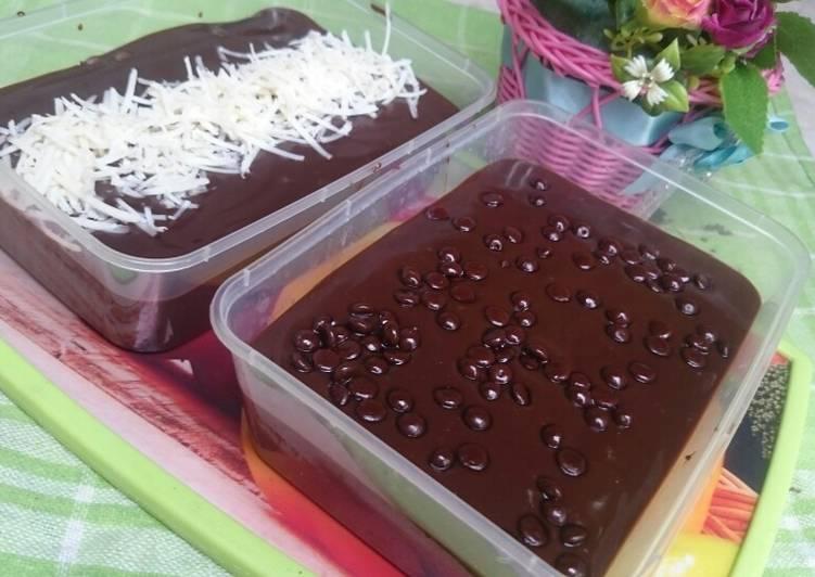 Dessert Box, Brownies Coklat Lumer