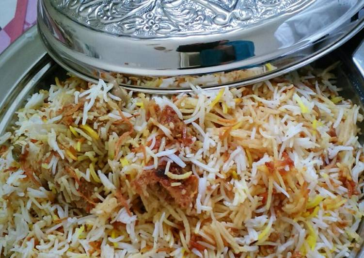 How to Make Appetizing Chicken Biryani