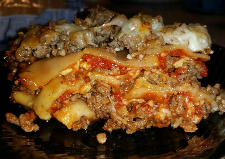 Foods That Can Make Your Mood Better Crockpot Lasagna