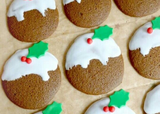 Recipe: Appetizing Vickys Christmas Pudding Cookies, GF DF EF SF NF