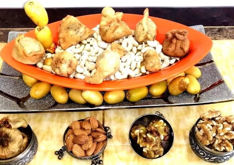 Easiest Way to Make Favorite Dryfruits Dumplings