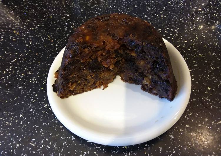 Recipe: Appetizing Christmas Pudding