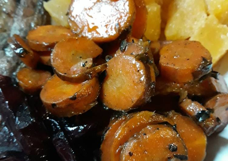 Quick and Easy Recipe: Delicious Roasted Carrots Batch 3